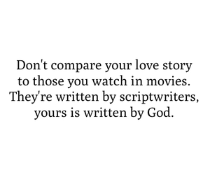 god and love story image