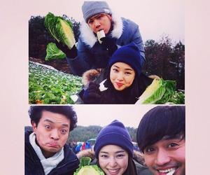 cabbage, ft island, and funny image