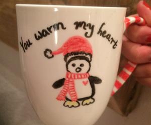 christmas, Christmas time, and cup image