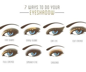 beauty, blue eyes, and tips image