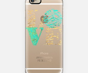 case, girl, and glitter image