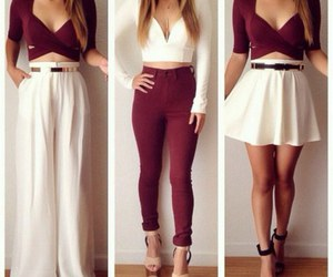 Chica, ropa, and style image