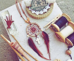 dreamcatcher, dreamer, and gypsy image