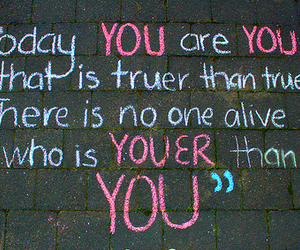 true, you, and yourself image