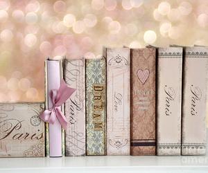 book, paris, and cute image