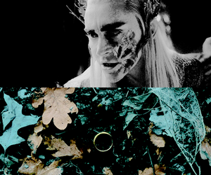 middle earth, the hobbit, and The Ring image