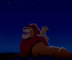 estrellas, lion king, and lovely image