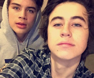 brothers, grier, and nashgrier image