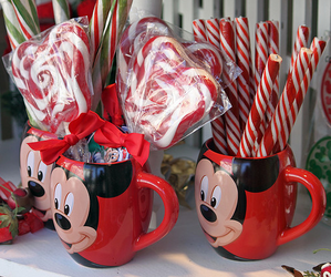 christmas, disney, and candy image