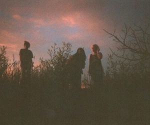 hipster, friends, and grunge image