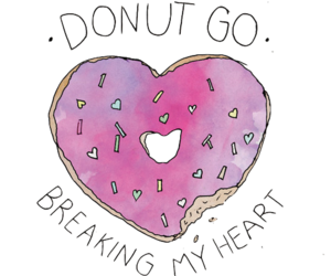 donut, png, and transparent image