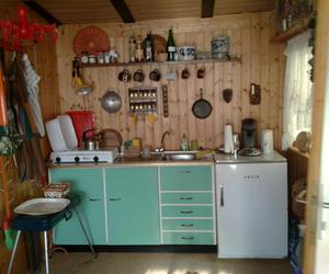 camping, kitchen, and sweet image