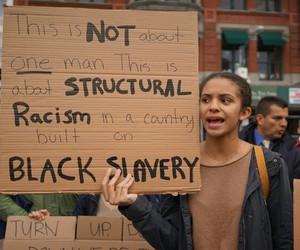 racism, tumblr, and slavery image