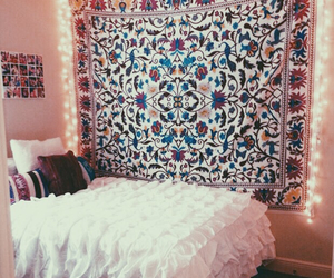 college, design, and dorm room image
