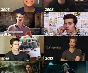 teen wolf, dylan o'brien, and the maze runner image