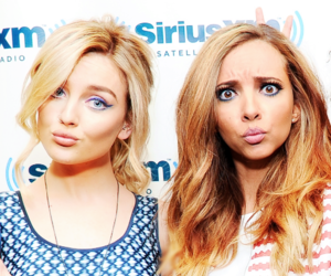 little mix, perrie edwards, and jade image