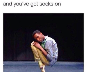 funny, socks, and lol image
