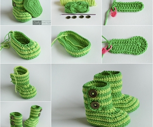 diy, crochet, and tutorial image