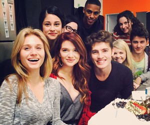 faking it, gregg sulkin, and katie stevens image