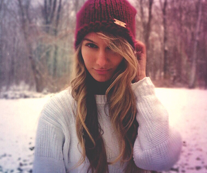 awesome, blonde, and cold image