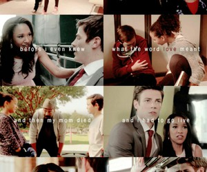 family, glee, and quotes image