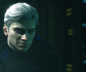 devil may cry, vergil, and dmc5 image