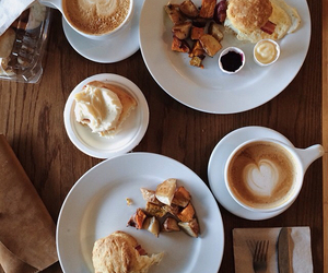 coffee, hot#, and food# image