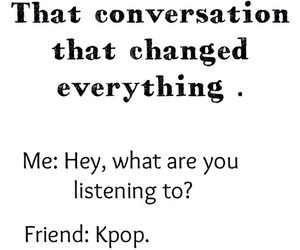 funny kpop and kpop changed my life image