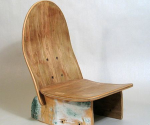 chair and skate image