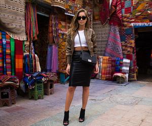 fashion, style, and kenza image