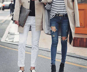 fashion, style, and couple image