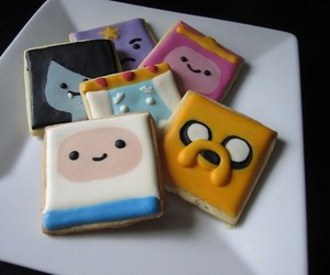 Cookies and adventure time image