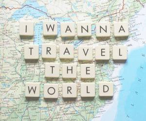 world and travel image