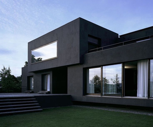 house, architecture, and modern image