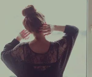 girl, morning, and cute image