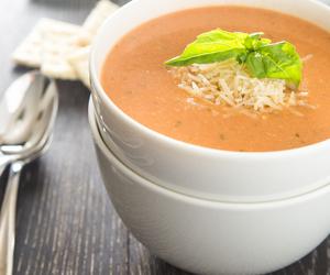 basil, tomato, and cheese image