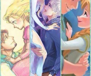 disney+, kristanna, and jelsa image