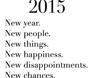 2015, new year, and 2014 image