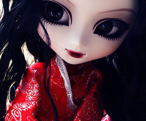 doll, pullip, and groove image