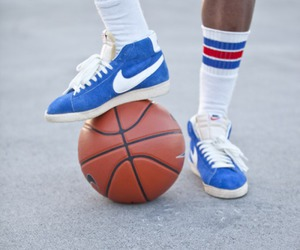 nike, Basketball, and boy image