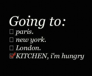 kitchen, paris, and london image