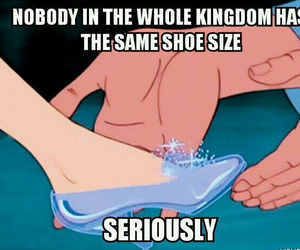 cinderella, funny, and disney image