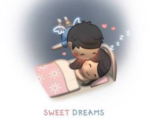love, Dream, and sweet image