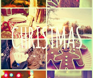 biscuits, candles, and christmas image
