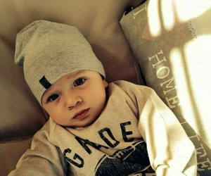 baby, fashion, and swag image