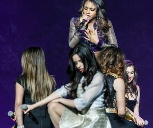 fifth harmony, lauren jauregui, and camila cabello image