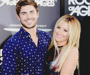ashley tisdale and zac efron image
