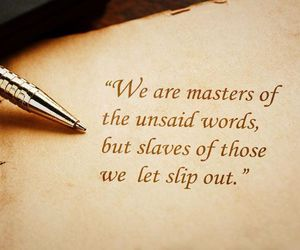 master, quote, and slave image