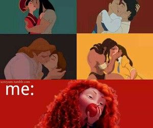 funny, disney, and true image