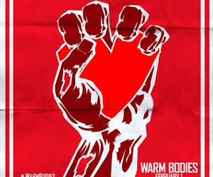 fist, heart, and zombies image